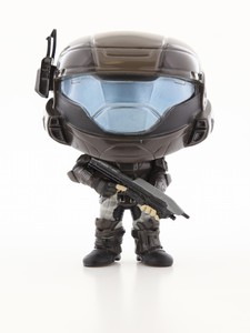 Funko Pop Halo S1 Odst Buck Helmeted Vinyl Figure