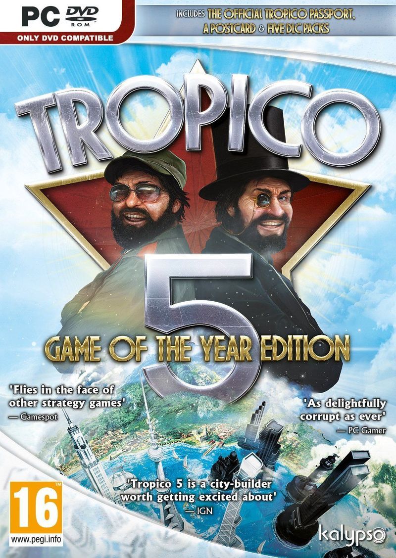 Tropico 5: Game of the Year Edition