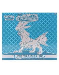 Pokemon TCG Sm4 Crimson Invasion Elite Trainer Box
