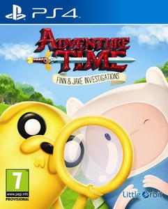Adventure Time: Finn & Jake Investigations [Pre-owned]