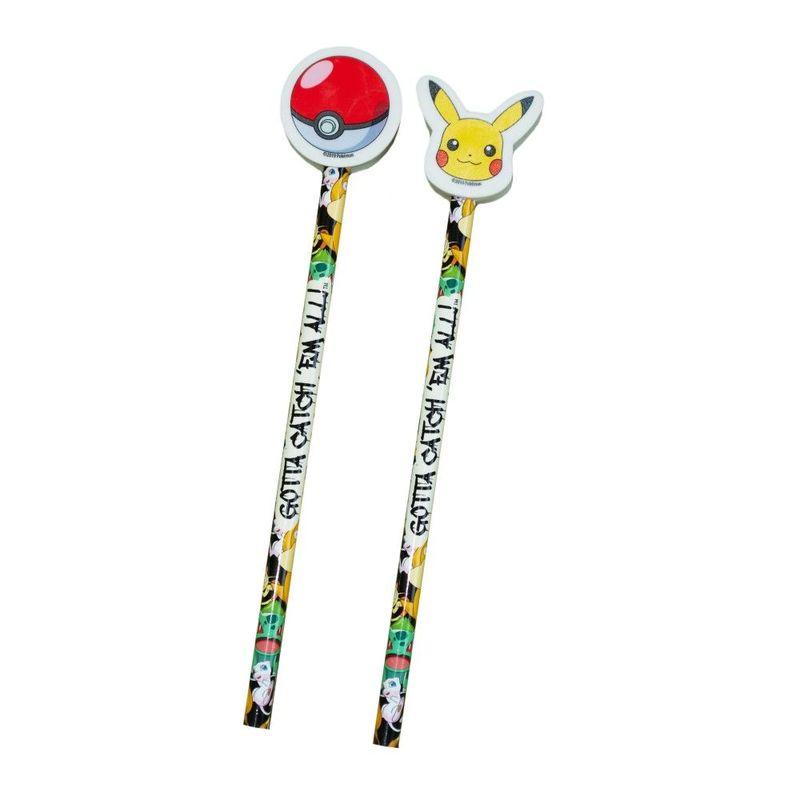 Blueprint Pokemon Streetwear Pencil Set