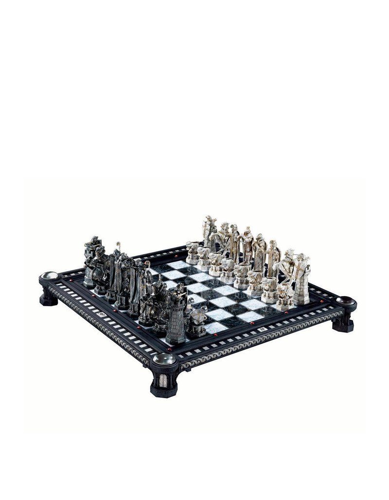 Harry Potter: The Final Challenge Chess Set