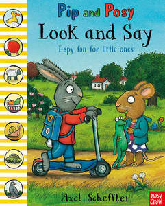 Pip & Posy Look And Say Pb