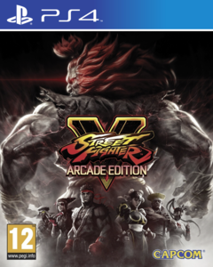 Street Fighter V: Arcade Edition [Pre-owned]