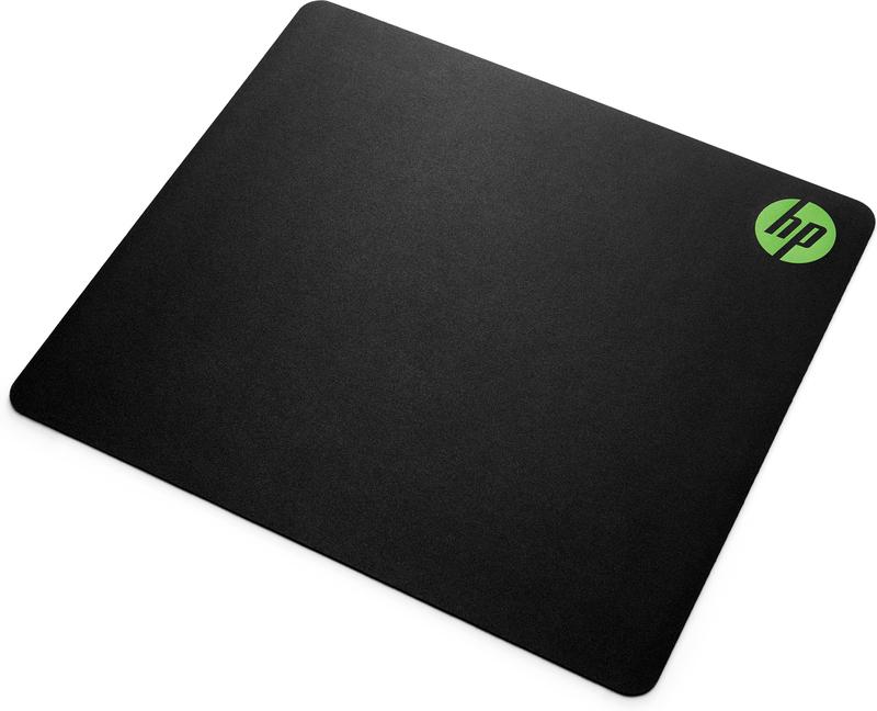 HP Pavilion 300 Black/Green Gaming Mousepad
