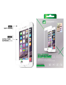 Amazing Supreme Glass 0.22mm White Screen Protector iPhone 6/6S Plus