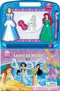 Disney Princess Learn To Write