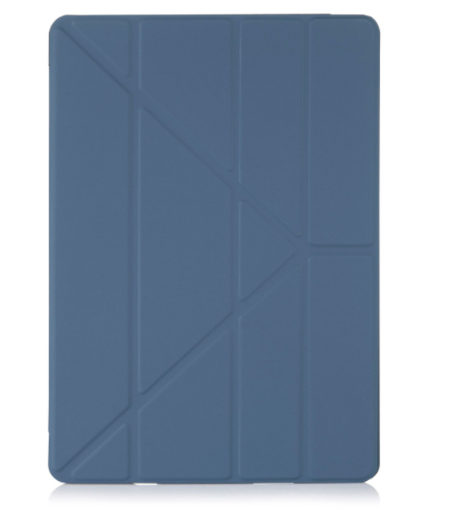 Pipetto Origami Case Navy For Ipad 97 Inch Cases Tablets