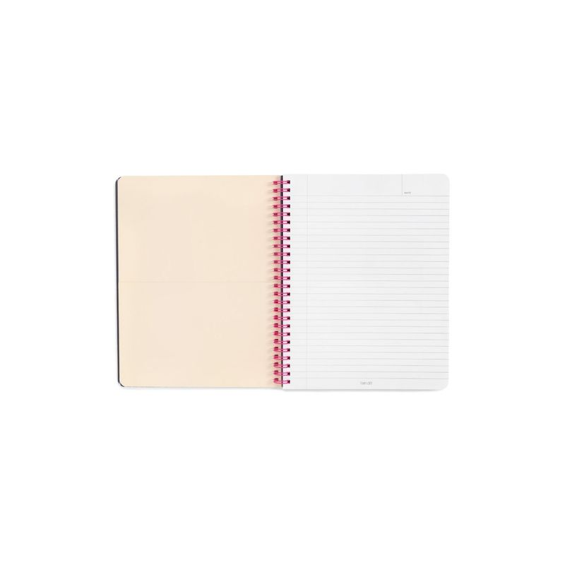 Ban.do Look Forward Rough Draft Mini Notebook