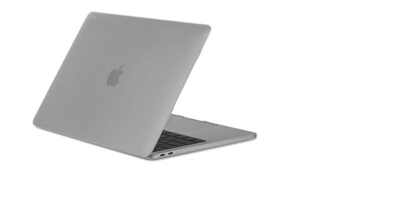 huge discount 461c1 eee65 Moshi iGlaze Ultra-Slim Hardshell Case Stealth Clear Macbook Pro 13