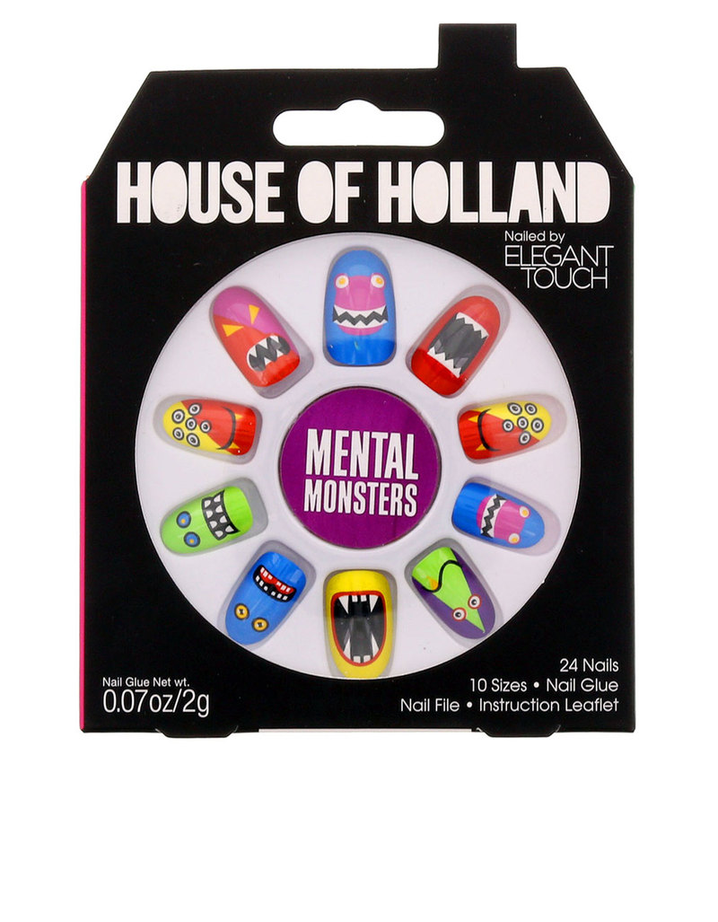 Elegant Touch House Of Holland Mental Monsters