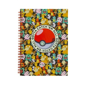 Blueprint Pokemon Streetwear A5 Notebook