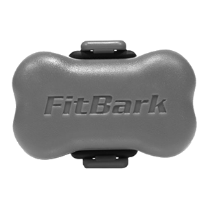 Fitbark Dog Activity Monitor Rockstar Grey