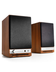 Audioengine HD3 Bluetooth Speaker Walnut Finish
