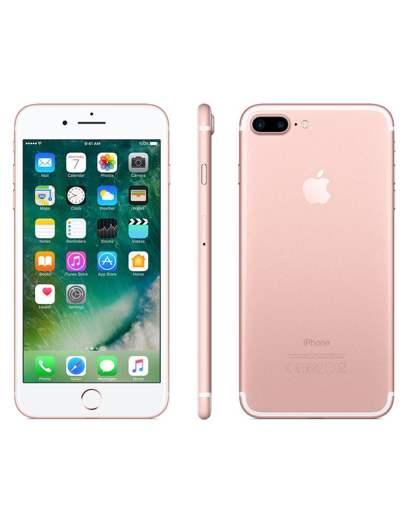 iphone 7 plus 128gb rose gold iphone apple. Black Bedroom Furniture Sets. Home Design Ideas