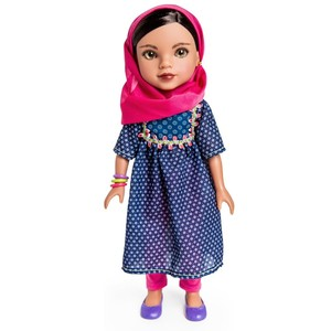 Hearts For Hearts Girls Doll - Shola From Afghanistan
