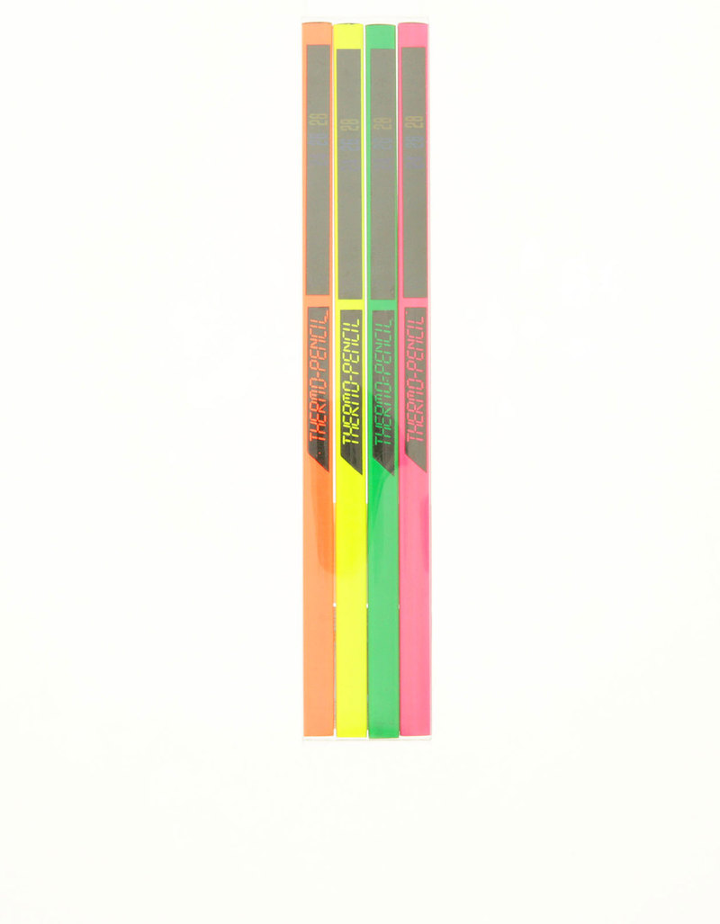 Set Of 4 Pencil Thermo Pencil