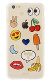 Sonix Emoticon 6 Clear Coat Case Iphone 6