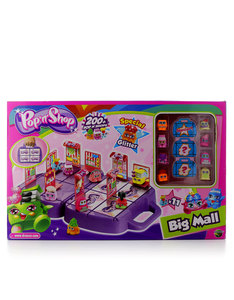 Pop'N'shop Big Mall Playset