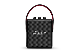 Marshall Stockwell II Black Portable Bluetooth Speaker