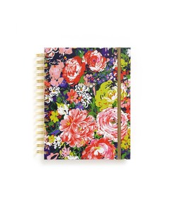 ban.do 17-Month Medium Planner Flower Shop