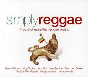 SIMPLY REGGAE / VARIOUS (BOX)
