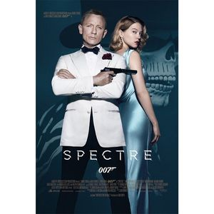 James Bond Spectre One Sheet Poster [61 x 91.5 cm]