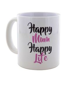 I Want It Now Happy Mum Mug