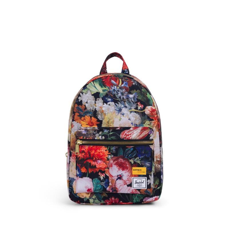 3515a5335ed Herschel Grove X-Small Fall Floral Backpack   Backpacks   Backpacks + Bags    Stationery   Virgin Megastore