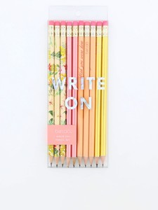 Ban.do Paradiso Write On Pencil Set