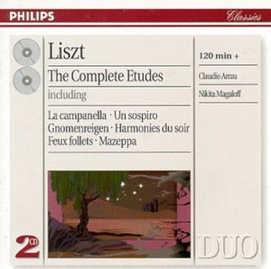 LISZT THE COMPLET
