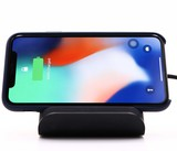 RAVPower 10W QC3.0 Fast Wireless Charger Black