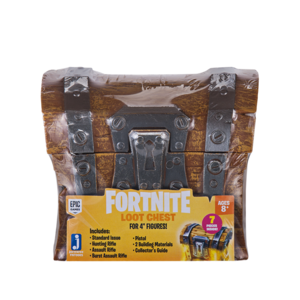Fortnite Loot Chest Collectible [Mystery Pack]