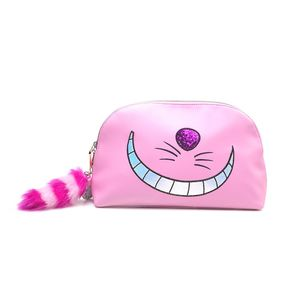 Difuzed Disney Alice In Wonderland Cheshire Cat Wash/Make-Up Bag