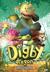 Digby Dragon: Dragon Day