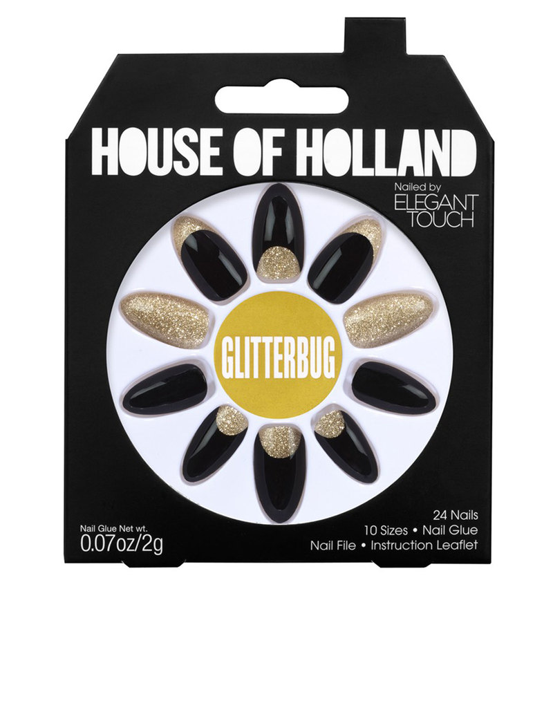 Elegant Touch House Of Holland Glitterbug Nails
