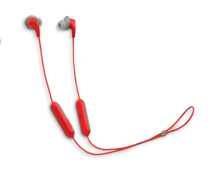 JBL Endurance RUN Red In-Ear Earphones