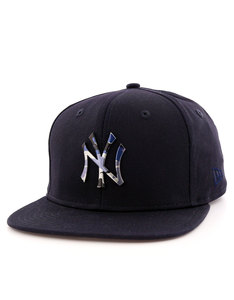 New Era Camo Metal Logo NY Yankees Navy/Urban Camo Cap