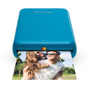Polaroid Zip Mobile Photo Printer Blue