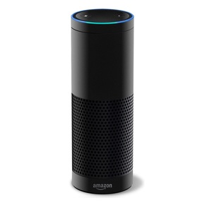 Amazon Echo Plus Black with Built-In Smart Home Hub