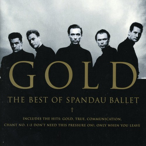 GOLD: BEST OF SPANDAU BALLET