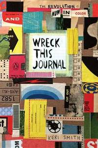 Wreck This Journal: Now in Color