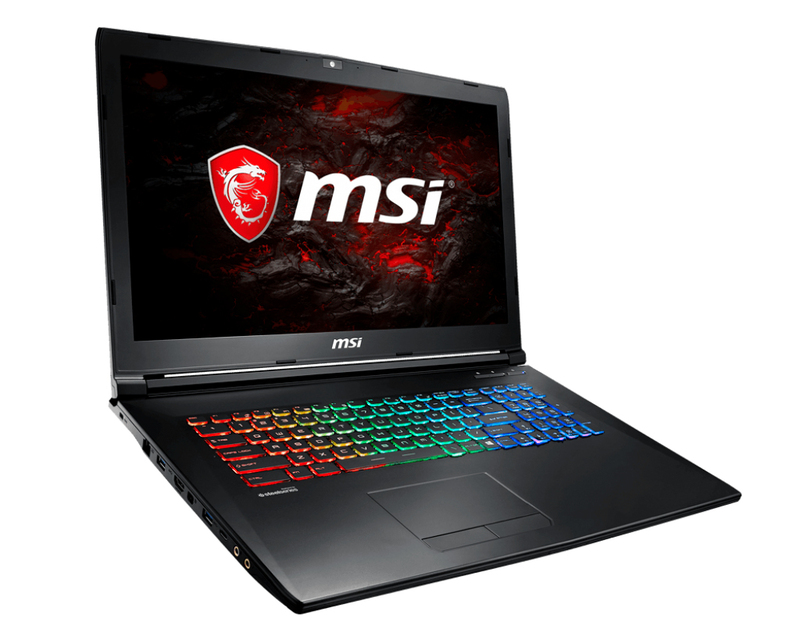 Msi Gaming Gp72Mvr 7Rfx Leopard Pro 2.8Ghz I7-7700Hq 17.3