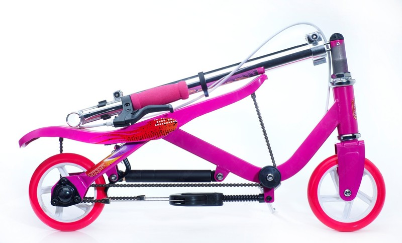 Space Scooter X360 Series Junior Pink