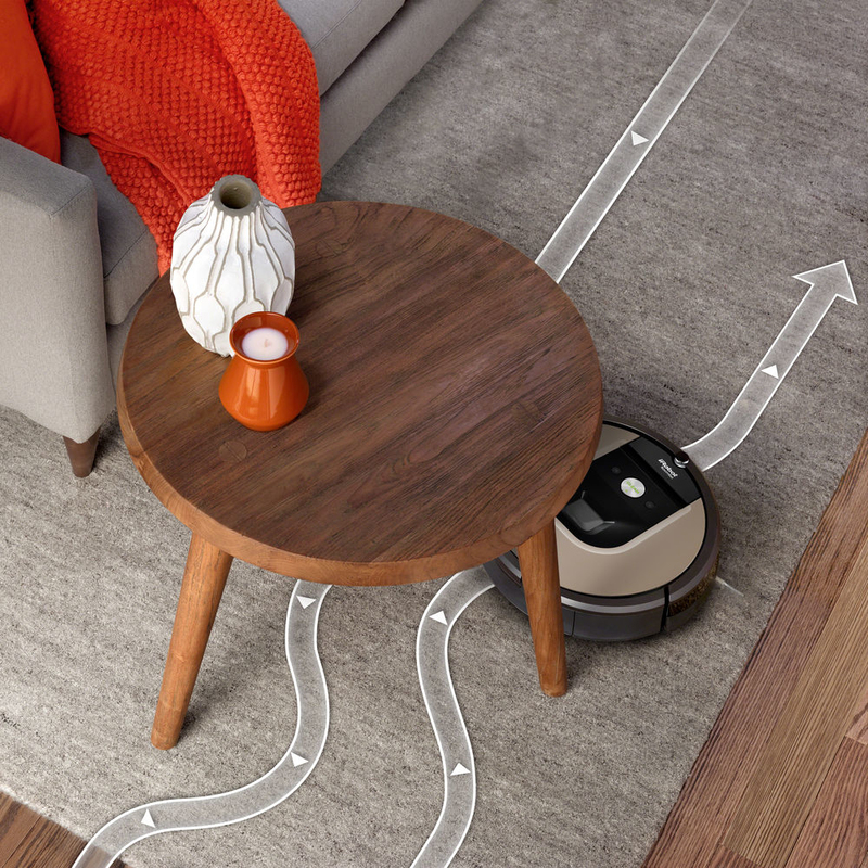 iRobot Roomba 966 Vacuuming Robot
