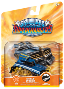 Skylanders: SuperChargers - Shield Striker
