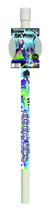 Slackers Led Sky Pogo Blue/Green/White