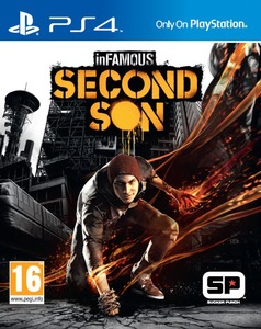 inFAMOUS: Second Son [Pre-owned]