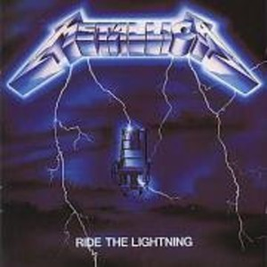 RIDE THE LIGHTNING (UK)