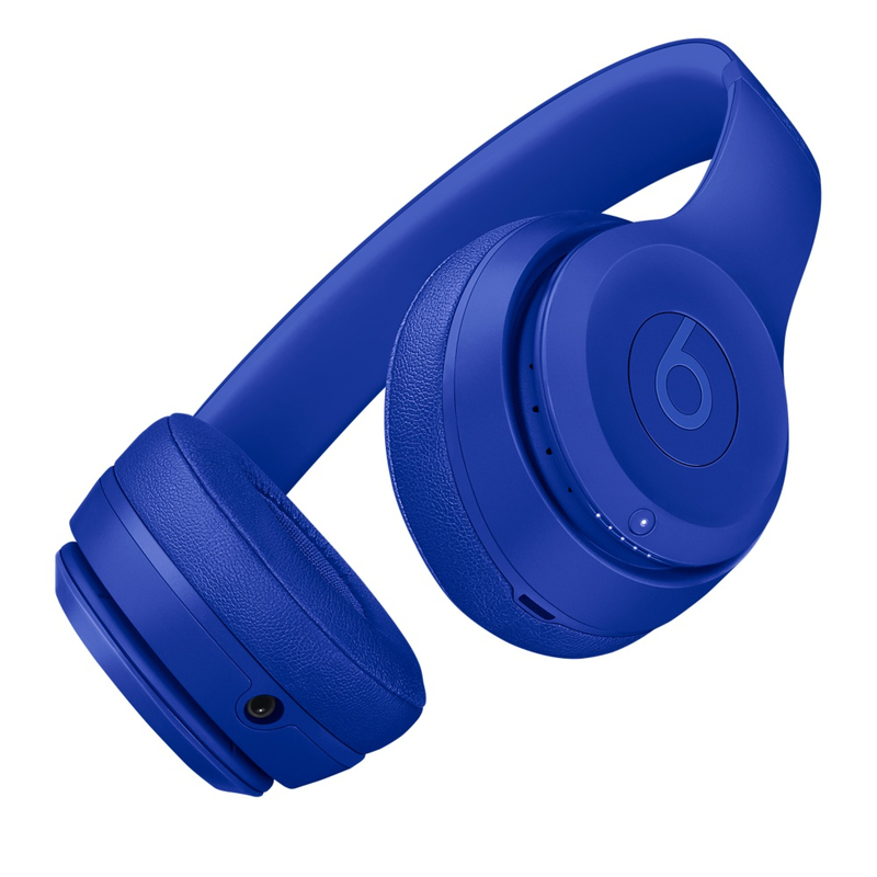 Beats Solo3 Neighborhood Collection Break Blue Wireless On-Ear Headphones